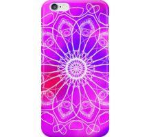 Pink and Purple Mandala iPhone Case/Skin