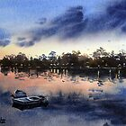 Iron Cove Bay, Sydney Sunset by Chrysovalantou