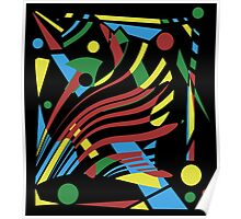 Crazy abstraction Poster