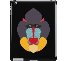 Mandrill Illustration iPad Case/Skin