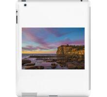 Dawn Light at the Skillion iPad Case/Skin