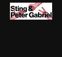 Peter Gabriel Sting Rock Paper Scissors 2 Unisex T-Shirt