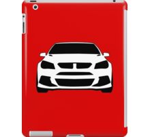 HSV VF GTS Clubsport Front View Design | Tee Shirt / Sticker for Holden Enthusiasts iPad Case/Skin