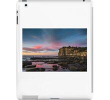 Red sky Skillion iPad Case/Skin