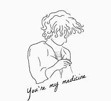 Matt Healy, you're my medicine (black) Unisex T-Shirt