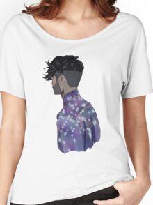 Zayn Man bun 2 Women's Relaxed Fit T-Shirt