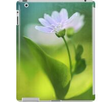 Above all, infinity...  iPad Case/Skin