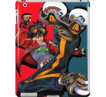 ikki air gear iPad Case/Skin