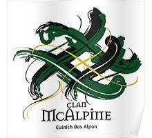 Clan McAlpine Poster