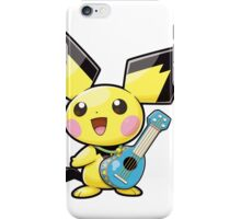 Pichu pokemon iPhone Case/Skin