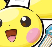 Pichu pokemon Sticker
