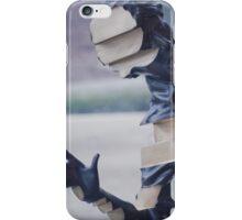 Postmodern man iPhone Case/Skin