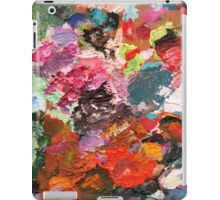 Oil paint iPad Case/Skin