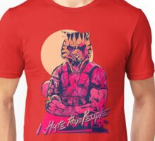 hotline miami tony the tiger censored version Unisex T-Shirt