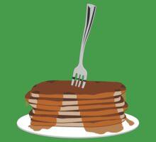Pancakes Kids Tee