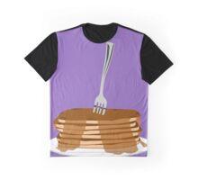 Pancakes Graphic T-Shirt