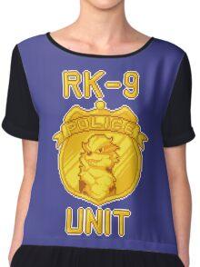 RK-9 Chiffon Top