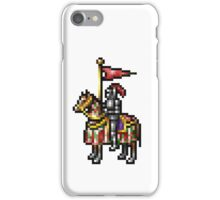Heroes of Might and Magic Knight Retro Pixel DOS game fan shirt iPhone Case/Skin