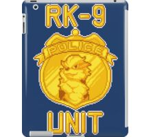RK-9 iPad Case/Skin