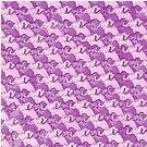 pink elephants by MParker