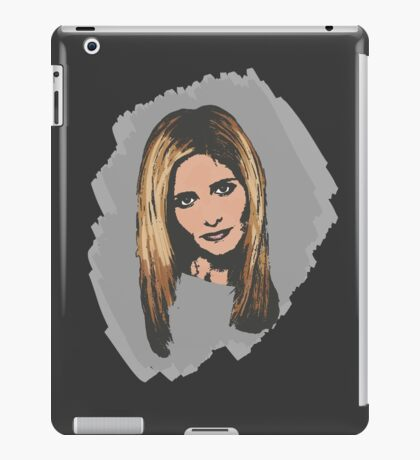 Buffy, The Slayer: Reborn iPad Case/Skin