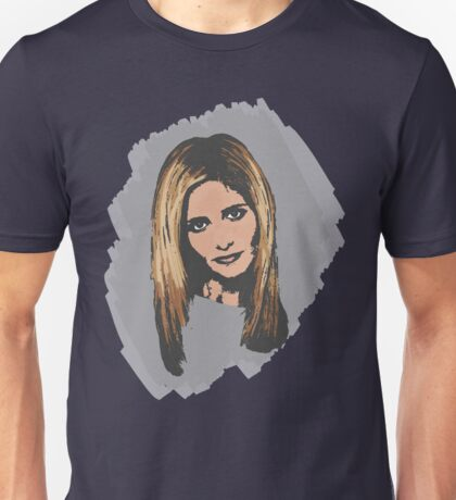 Buffy, The Slayer: Reborn Unisex T-Shirt