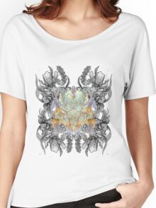Psychedelic bouquet Women's Relaxed Fit T-Shirt