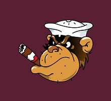 Cigar and Monkey Unisex T-Shirt