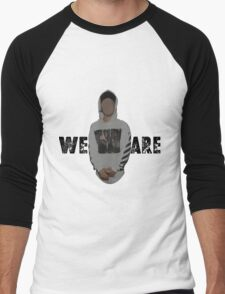 We Are // Purpose Pack // Men's Baseball ¾ T-Shirt