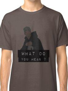 WDYM // Purpose Pack // Classic T-Shirt