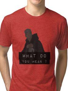 WDYM // Purpose Pack // Tri-blend T-Shirt