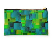 Abstraction. The graphic pattern. Studio Pouch