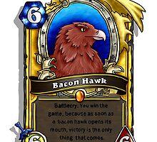 Baconhawk by ArcaneEmma