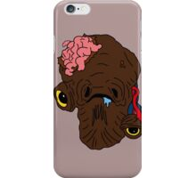 Its a Trap! Zombie version iPhone Case/Skin