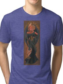 Elemental Series: Fire Tri-blend T-Shirt