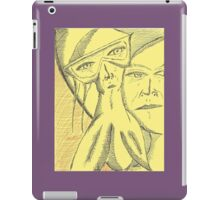 just might work iPad Case/Skin