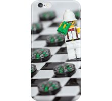 Heading in the Right Direction iPhone Case/Skin