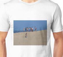 Sand Dune Surfing Unisex T-Shirt