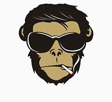 Cool Cigar Monkey Unisex T-Shirt