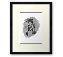 Buffy, The Slayer: Reborn II Framed Print