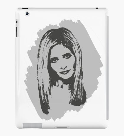 Buffy, The Slayer: Reborn II iPad Case/Skin