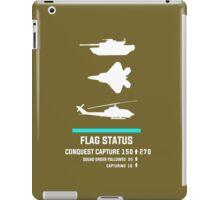 Gamer - Capture the Flag iPad Case/Skin