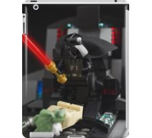 Darth Vader versus Yoda iPad Case/Skin