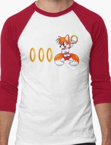 Classic Tails Men's Baseball ¾ T-Shirt
