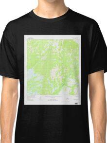 USGS TOPO Map Alaska AK McGrath A-6 357362 1954 63360 Classic T-Shirt