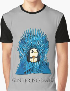 Gunter is Coming Graphic T-Shirt