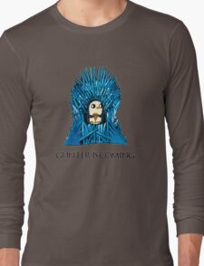 Gunter is Coming Long Sleeve T-Shirt