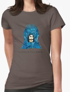 Gunter is Coming Womens Fitted T-Shirt
