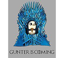 Gunter is Coming Photographic Print