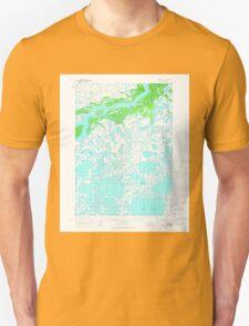 USGS TOPO Map Alaska AK Bethel C-8 354457 1954 63360 Unisex T-Shirt